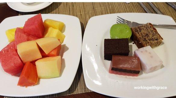 novotel pekanbaru food