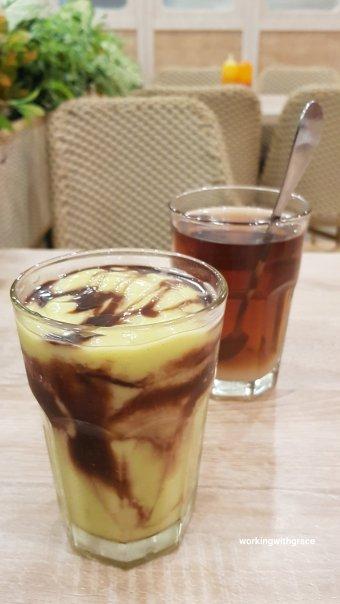 solaria pekanbaru menu