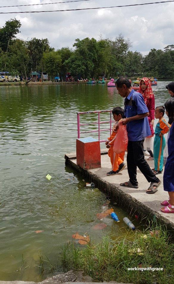 wisata alam mayang fish