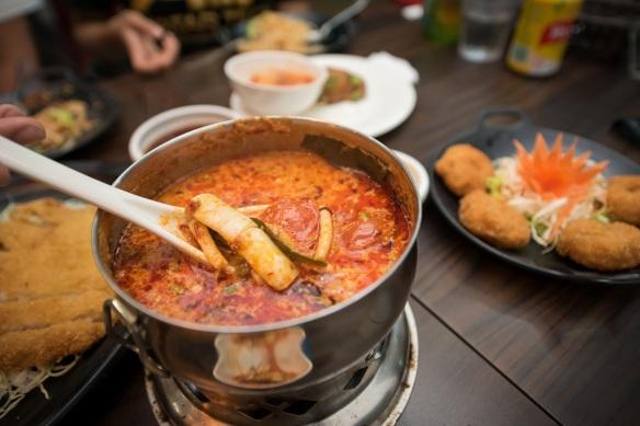 thai lily restaurant novena menu