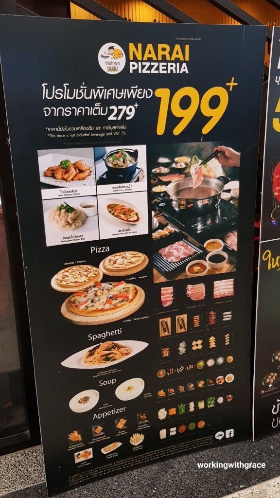 narai pizzeria