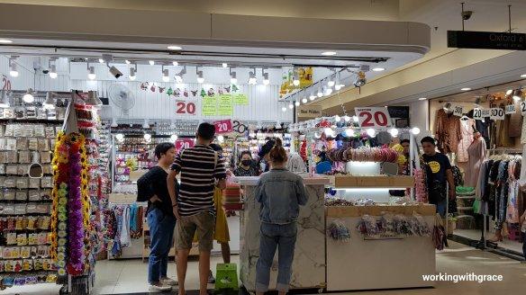 best shopping in platinum bangkok