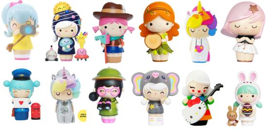 Cutest Momiji Dolls