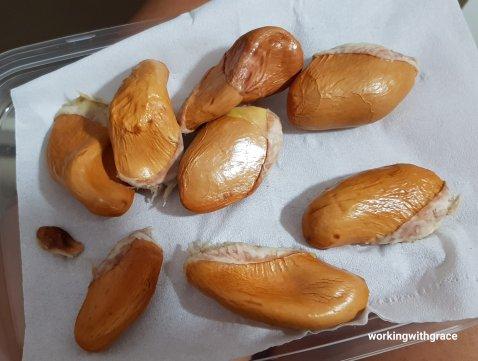 mao shan wang seeds