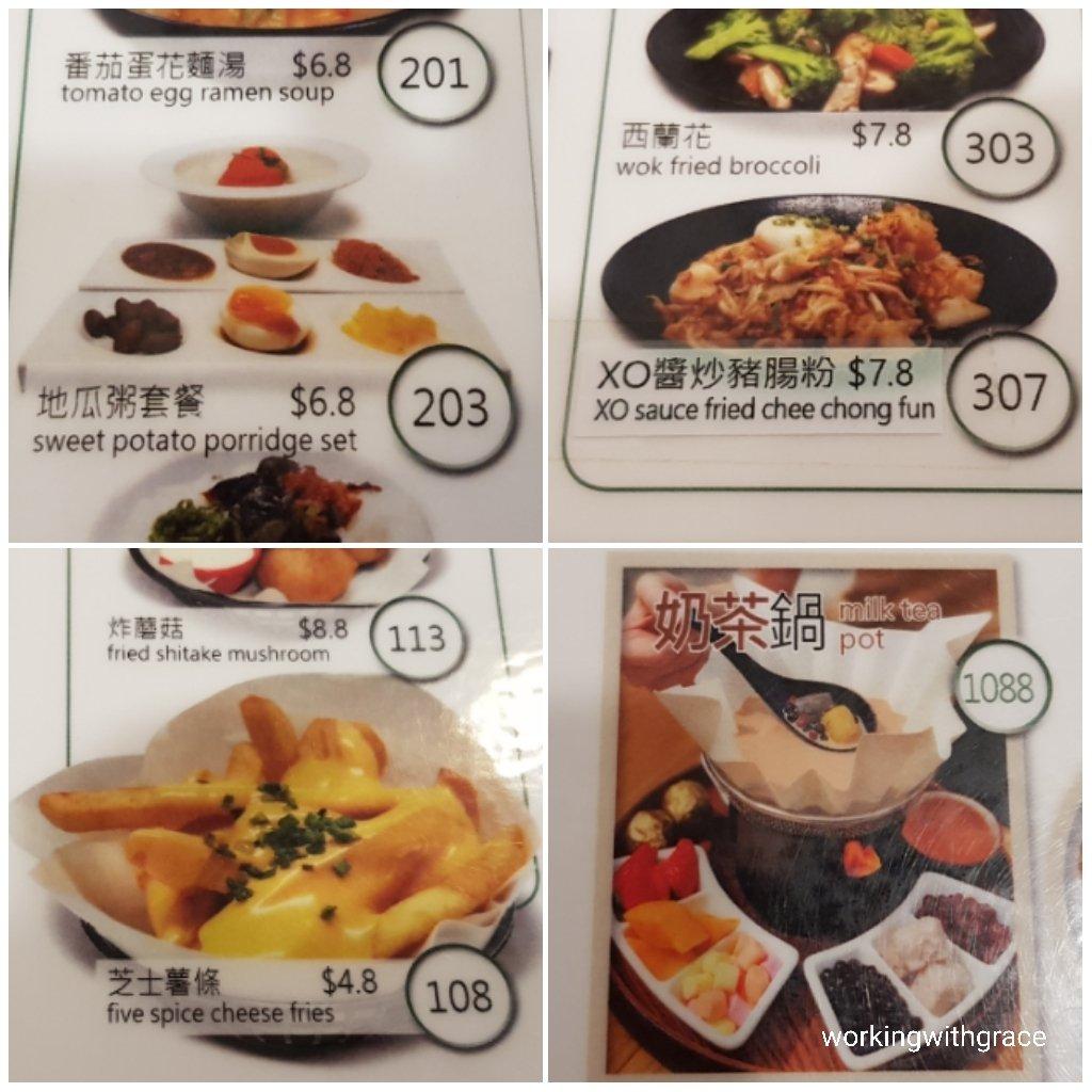 8 degrees taiwanese bistro menu