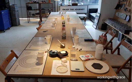 terrazzo workshop singapore