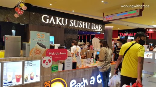 gaku sushi bar downtown east