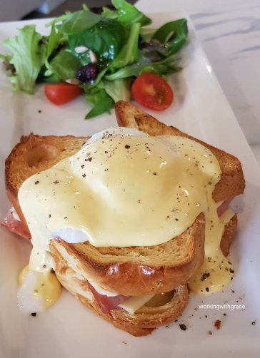 best croque madame singapore